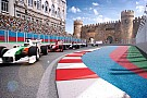 Baku Nagydíj: madártávlatból az új F1-es pálya