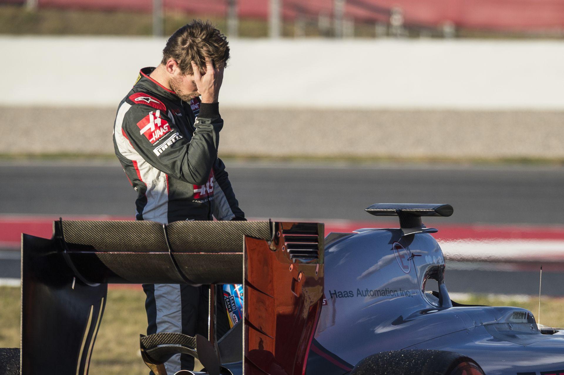 Megérkezett az új családtag Grosjeanékhoz, a Jaguartól