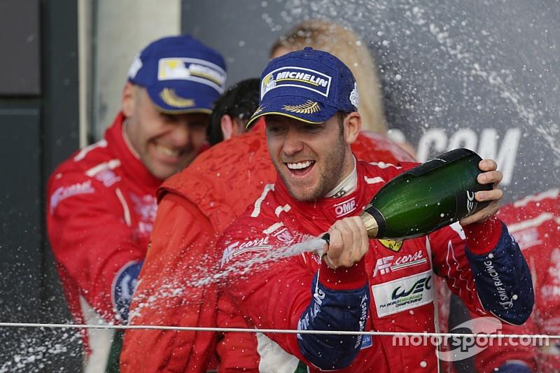 Sam Bird: Kemenangan pertama bersama Ferrari yang spesial