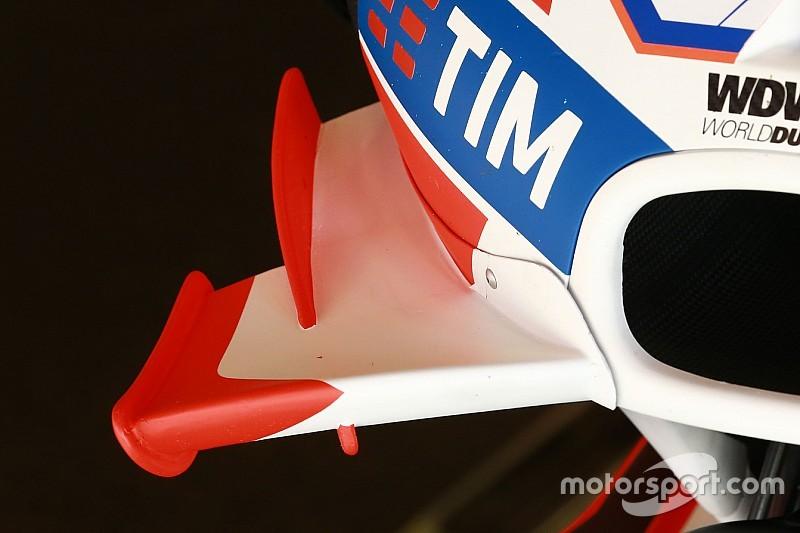 Winglet resmi dilarang di MotoGP pada 2017