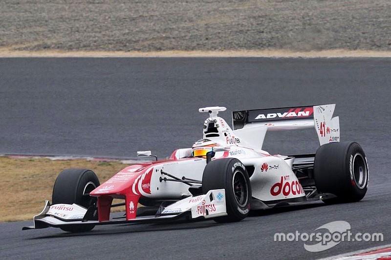 """Vandoorne na zege Super Formula: """"Wat een geweldige week"""""""
