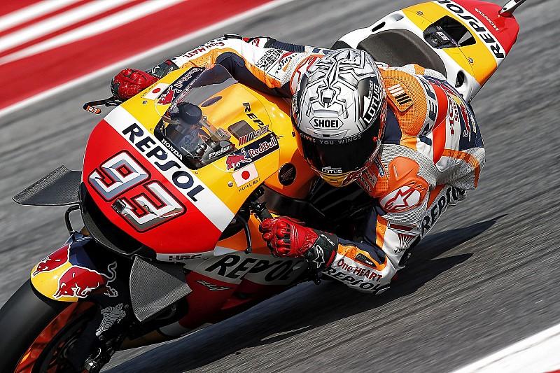 """Marc Marquez: """"Viel näher an Yamaha dran als erwartet"""""""