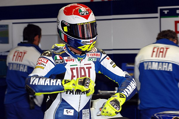 Galería: Los cascos de Valentino Rossi en casa