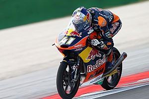Moto3 Raceverslag Titel in zicht voor Binder met zege op Misano, Bendsneyder crasht