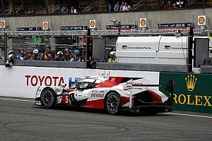 "Le Mans Breaking news Toyota terkait kekecewaan mereka di Le Mans: ""Putaran terakhir yang tidak pernah selesai"""