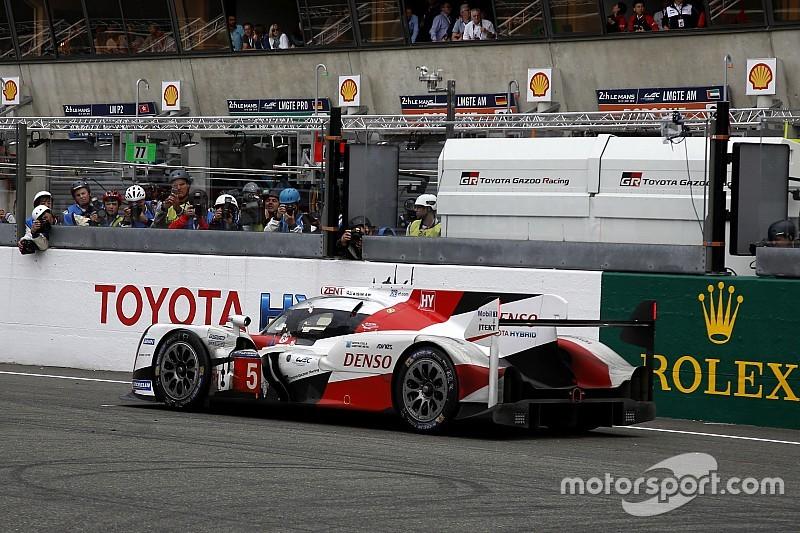 "Toyota terkait kekecewaan mereka di Le Mans: ""Putaran terakhir yang tidak pernah selesai"""