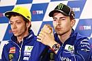 Rossi en Lorenzo ruziën in persconferentie GP San Marino