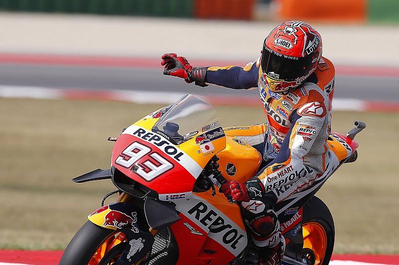 """Marquez: """"Gomma dura? Non potevo usare la nuova anteriore..."""""""