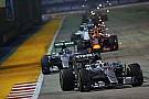 Mercedes sieht sich in Singapur nicht in der Favoritenrolle