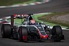Haas brengt upgrade naar Singapore