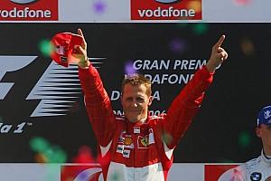 Формула 1 Спеціальна можливість 10 років тому: Шумі виграє в Монці і завершує кар'єру