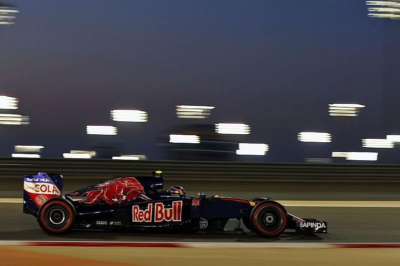 トロロッソ、シンガポールに期待と不安。サインツ「今後を占うレース」