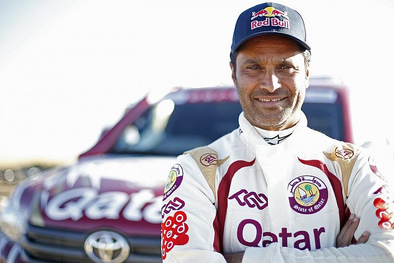 Warum Nasser Al-Attiyah 2016 nicht für VW in der Rallye-WM fährt