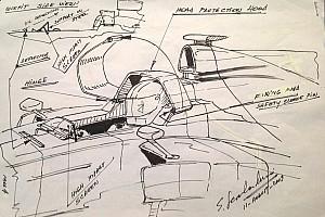 Formel 1 Fotostrecke Zukunft der Formel 1: Kommt der aktive Cockpitschutz?