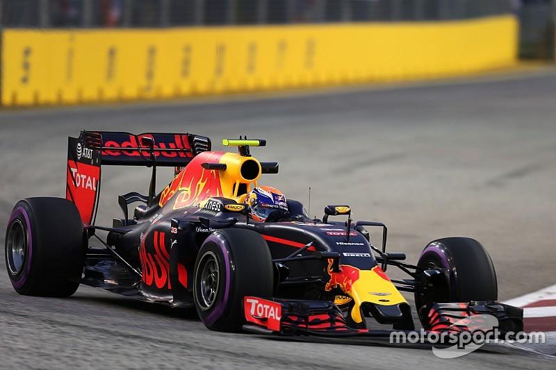 """Verstappen: """"Sensazioni positive dalla nuova power unit"""""""