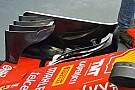 Технічний брифінг: зубчасте переднє крило Ferrari
