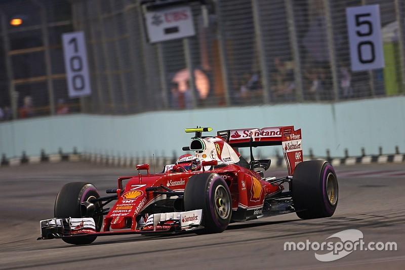 """Räikkönen: """"Quinto posto deludente, ma l'auto era questa"""""""