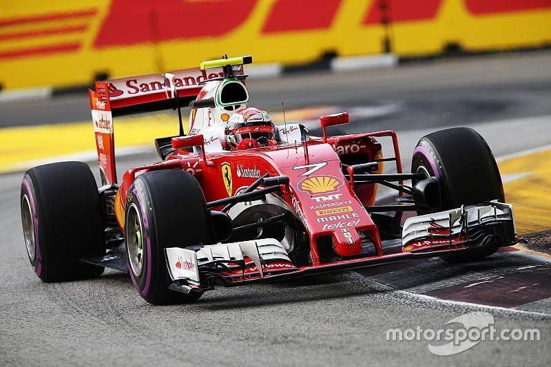 Verstappen y Raikkonen, decepcionados con su clasificación