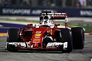 Ferrari confirma el cambio de motor para Vettel