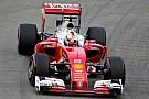 Sebastian Vettel, elegido piloto del día en el GP de Singapur