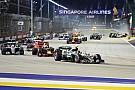 Formel 1 in Singapur: Das Rennergebnis in Bildern