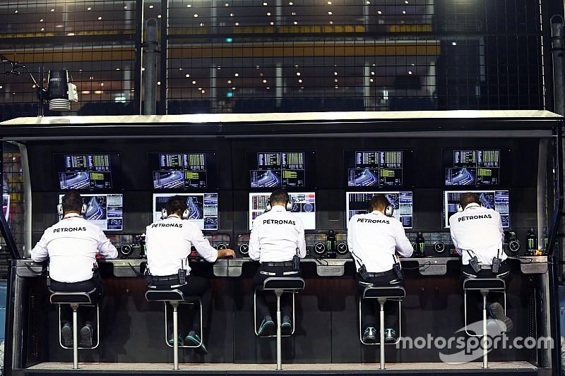 """В Mercedes """"чуть не намочили штаны"""" под конец гонки"""