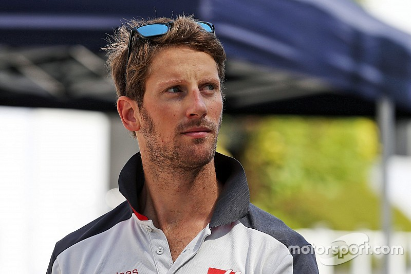Grosjean heeft vertrouwen in Haas ondanks mislukt weekend