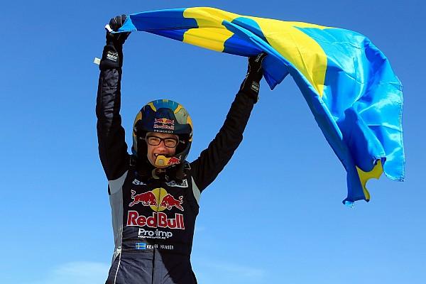 Kevin Hansen, invaincu et déjà Champion d'Europe