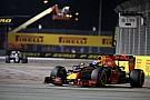 Для победы в гонке Red Bull потребуется