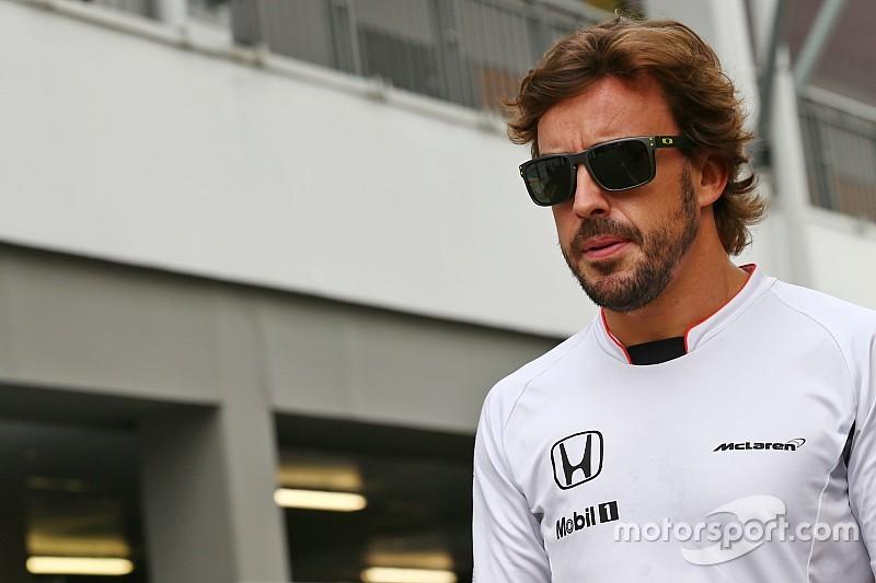 Алонсо: Перша перемога McLaren стане великим досягненням