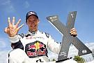 Ekström verkiest finale WK Rallycross boven DTM