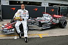 A 10 años de las primeras pruebas de Hamilton en la F1