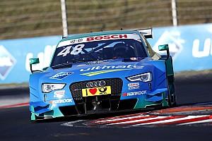 DTM Résumé d'essais EL1 - Edoardo Mortara met déjà la pression