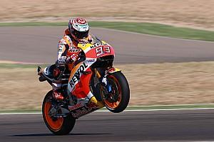 MotoGP Qualifying report MotoGP Aragon: Marquez rebut pole keenam pada 2016