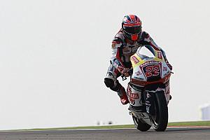 Moto2 Relato de classificação Lowes bate Márquez e larga na frente em Aragón