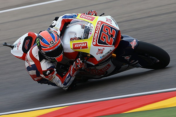 Sam Lowes regala a Gresini la seconda pole di giornata ad Aragon