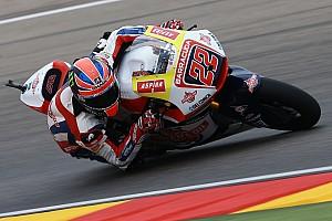 Moto2 Qualifiche Sam Lowes regala a Gresini la seconda pole di giornata ad Aragon