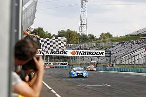 DTM 比赛报告 布达佩斯第一回合正赛:莫塔拉取得两连胜,奥迪包揽前六名