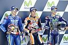 Bekijk: Startopstelling MotoGP Aragon