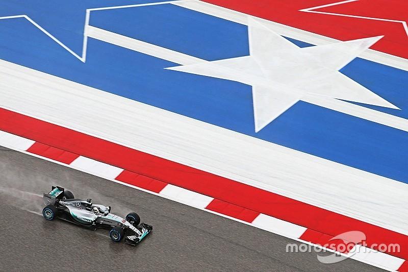 La F1 debe tener una segunda carrera en USA en 2019, dice Brown