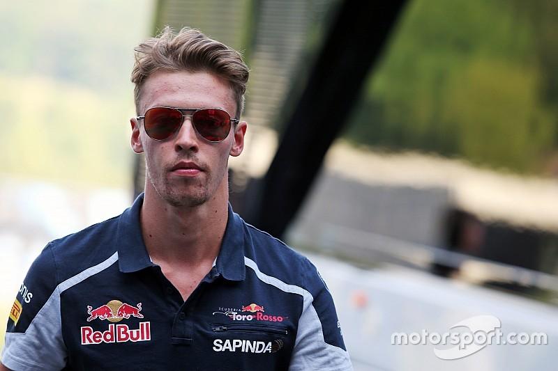 Toro-Rosso-Teamchef: Daniil Kvyat hat sein Selbstvertrauen zurück