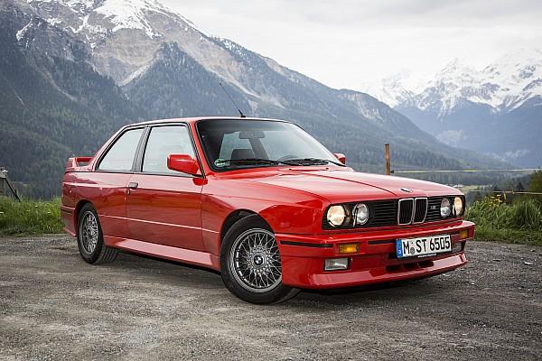 Bildergalerie: 30 Jahre BMW M3