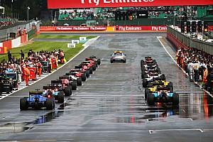F1 Noticias de última hora La F1 tendrá salidas normales en condiciones de lluvia en 2017