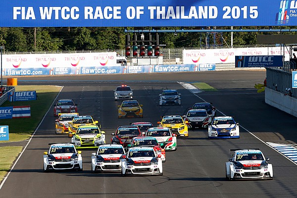 Tayland WTCC yarışı