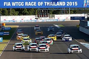 WTCC Son dakika Tayland WTCC yarışı