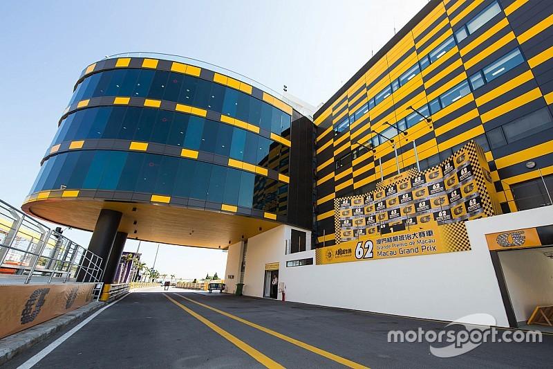倍耐力成为澳门F3世界杯轮胎供应商