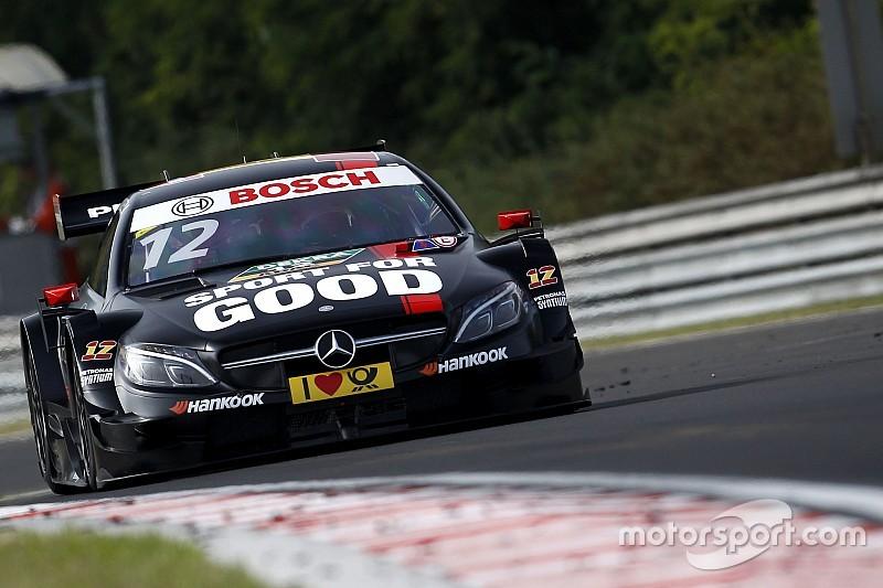 DTM: Auch Mercedes verzichtet auf Einspruch gegen Budapest-Disqualifikation