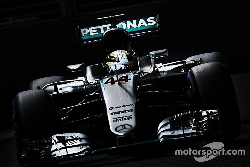 """Hamilton: Verfolgerrolle im Formel-1-Titelkampf gegen Rosberg ist """"aufregend"""""""