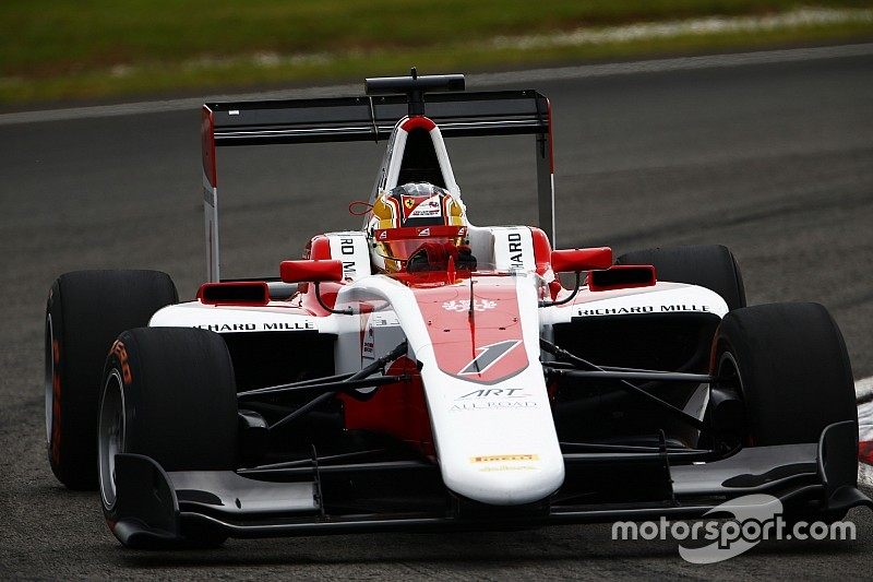 GP3 Sepang: Leclerc pakt pole, Nyck de Vries op P3