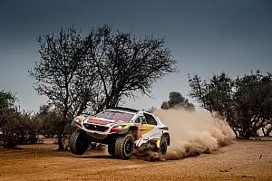 كروس كاونتري أخبار عاجلة خالد القاسمي سعيدٌ بالتجارب التي أكملها على سيارة بيجو تمهيداً لرالي المغرب